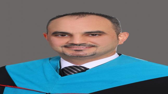 """الدكتور أشرف صالح مديراً لمركز الحاسوب والمعلومات في """"عمان العربية"""""""