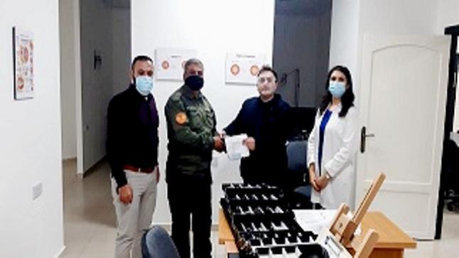 يوم طبي مجاني في قسم البصريات بجامعة عمان الأهلية