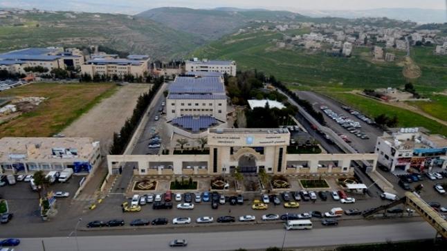 كلية الاعمال وكلية تقنية المعلومات في عمان الاهلية تتوجان بشهادة ضمان الجودة الاردنية للمستوى الذهبي