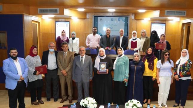 """عمان الأهلية تنظم الأولمبياد الرابع للغة العربية """" العُلا """" والخاص بمناسبة مئوية تأسيس الدولة الأردنية"""