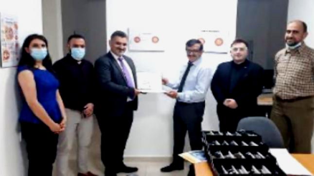 عمان الأهلية تحصل على عضوية جمعية البصريات