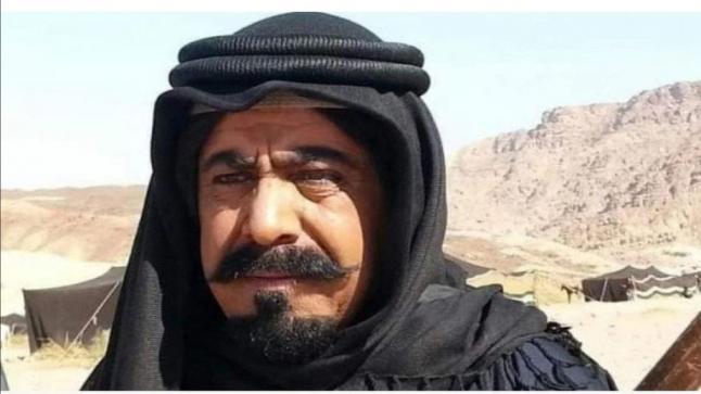 نقيب الفنانيين الاردنيين ينعى الفنان المرحوم بإذن الله محمد ختوم العبادي