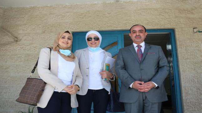 الحباشنة يزور محافظة الزرقاء لبحث مشاريع النقل العام