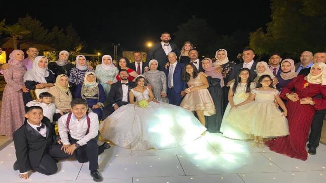 """شيخ الشباب العريس """"محمود خالد عليان"""" يدخل قفص الزوجية – صور"""