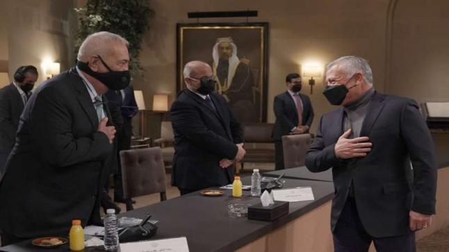 د. ناصر الدين بعد لقاء الملك : عرضت مجموعة من الآراء تبنى عليها استراتيجيّة تحاكي المئوية الثانية من عمر الدولة الأردنيّة