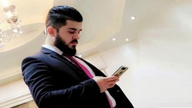 وفاة نجل القاضي الخطايبة عن عمر يناهز 22 عاما