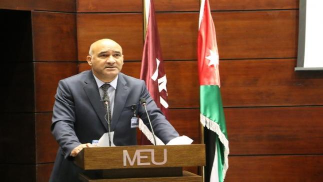 """جامعة الشرق الأوسط لـ""""فن إف إم"""": تخصصاتنا تلبي حاجة الأسواق المحلية والإقليمية والدولية"""