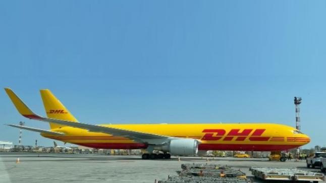 """دي إتش ال"""" إكسبرس في منطقة الشرق الأوسط وشمال أفريقيا تُضيف 7 طائرات بوينج 767-300Fs جديدة لأسطولها الجوي"""