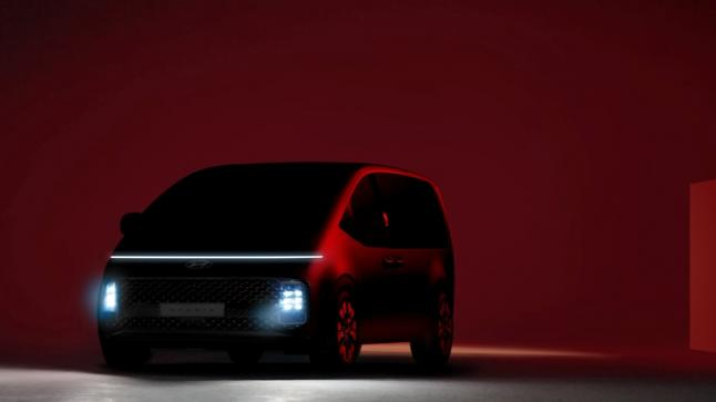 هيونداي موتور تكشف عن طراز ستاريا المستقبلي الفاخر