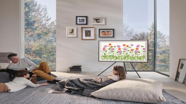 سامسونج تتعاون معEtsyلتوفير المزيد من الأعمال الفنية الملهمة والحيوية على جهاز تلفازThe Frame