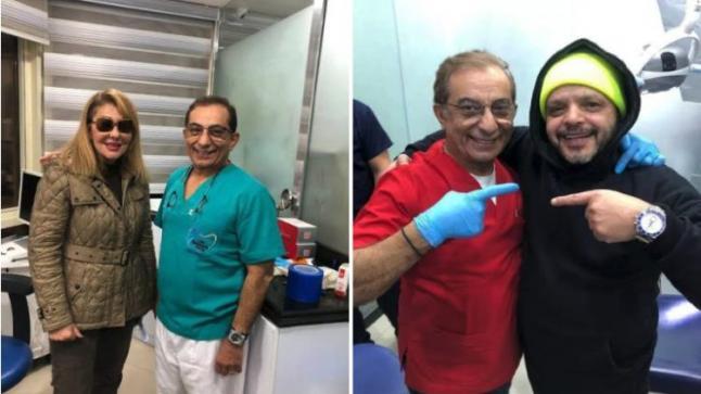 ممثل مصري يتحدث عن تفاصيل تعرضه للتحرش من طبيب الأسنان المتحرش بالممثلين