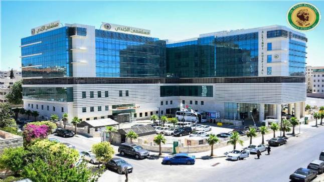جراحة الدماغ و الأعصاب في مستشفى الكندي – صور