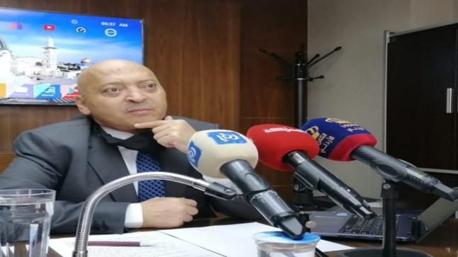حماده: الالتزام بإجراءات السلامة بديل وحيد للإغلاقات والحظر