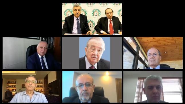 لقاء لمنتدى الفكر العربي يناقش إشكاليات الاستثمار الأجنبي