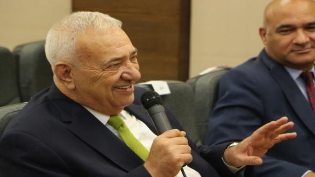 لقاءه الحواري داخل حرم جامعة الشرق الأوسط المجالي يؤكد قوة الدولة وقدرتها على التقدم نحو المئوية الثانية