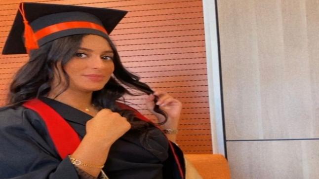 مناقشة رسالة ماجستير للباحثة سارة رافع عارف الخريشة – صور وفيديو
