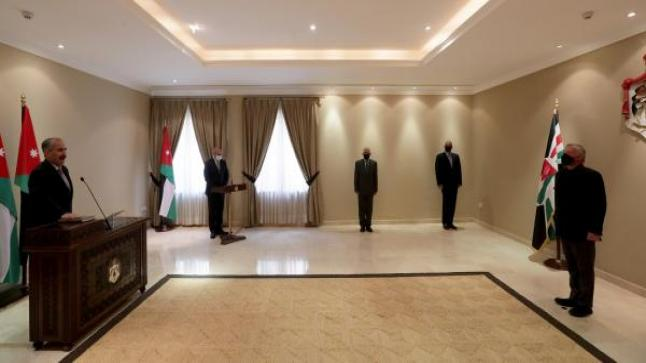 سمير المبيضين وزيرا للداخلية