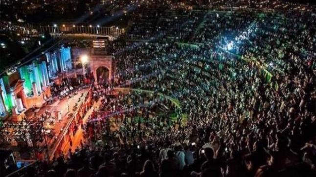 الدخول لحفلات الفنانين الأردنيين بجرش مجاناً
