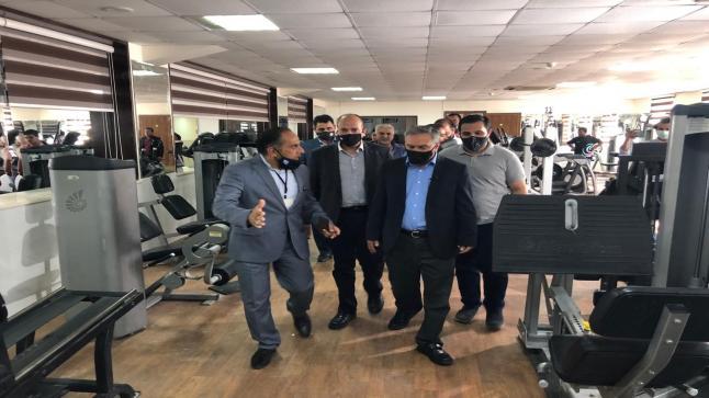 البريزات: مدينة الأمير هاشم مصدرا للإشعاع الفكري للشباب والعمل الريادي