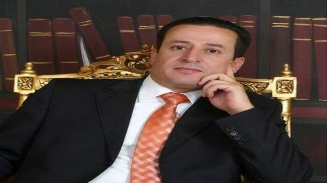 بعد استبعاد الصبيحي .. ابو سليم يوجه رسالة الى مدير الضمان