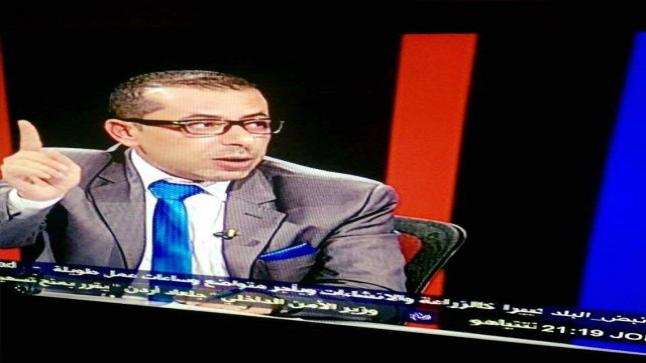 في #اليوم_العالمي_لحرية_الصحافة .. محكمة الصلح توقف الزميل فادي العمرو اسبوعا