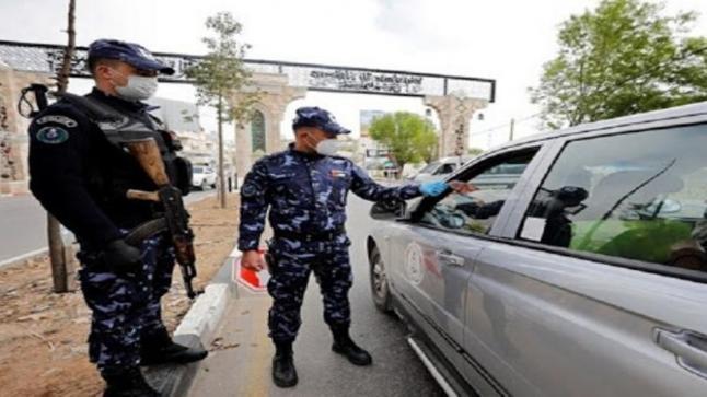فلسطين.. استمرار العمل بإجراءات الإغلاق لمدة أسبوع