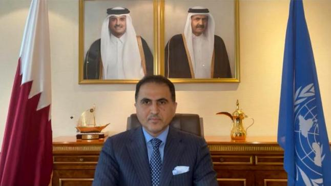 دولة قطر تدين بشدة الانتهاكات الإسرائيلية الممنهجة ضد الشعب الفلسطيني