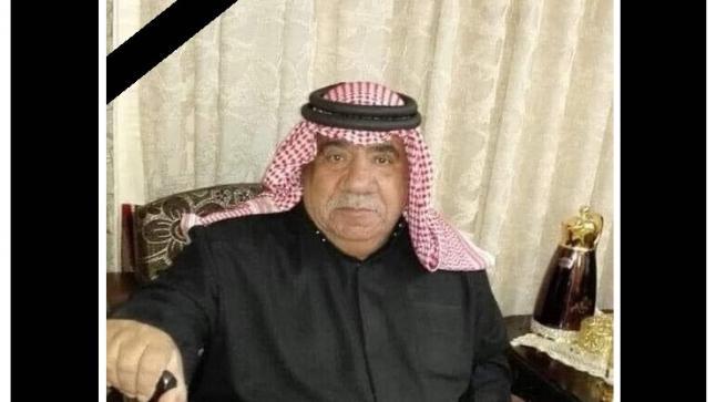 سالم اربيحات ينعى الحاج المرحوم عبدالعزيز سليمان السعود (ابو سليمان)